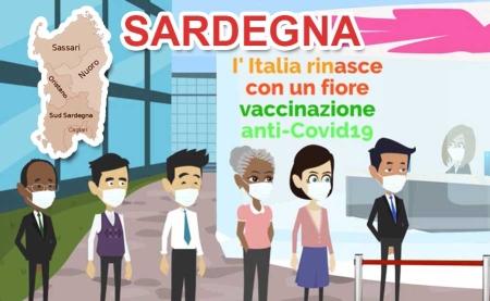 Sabato 18 settembre ci si vaccina contro il Covid, senza prenotazione, in piazza Garibaldi a Cagliari